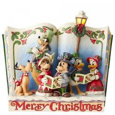 Disney Traditions Christmas Carol Storybook Figurine 6002840