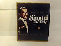 Frank Sinatra The Works Longines Symphonette Society Capitol 4-8 Track    lp2537