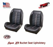Sport XR Bucket Seat Upholstery 1964 - 1967 Mustang, USA Made by TMI