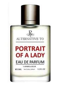 PORTRAIT OF A LADY 35ML EDP PERFUME SPRAY PREMIUM QUALITY ALTERNATIVE NEW BOXED
