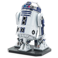 Star Wars R2-d2 Collectable Fascinations Metal Earth ICX131
