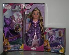 Disney Princess & Me Tangled Rapunzel Jewel Edition Doll and 2 Outfits