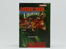 Donkey Kong Country * Anleitung / Manual / Booklet * für Super Nintendo / SNES
