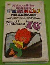 MEISTER EDER UND SEIN PUMUCKL - FOLGE 10 - VIDEO VHS / ELLIS KAUT / EMI IMPERIAL