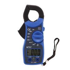 Useful Digital LCD Voltmeter Ammeter Ohmmeter Multimeter AC/DC Test Clamp Meter