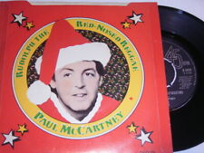 """7"""" - Paul McCartney Wonderful Christmastime - UK 1979 # 3726"""