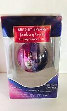 Britney Spears FANTASY TWIST 2 Fragrances in 1 SEALED in RETAIL BOX Free Ship