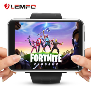 Lemfo LEMT Smart Watch Android 7.1 2700mah LEM T SmartWatch 2.86inch With Camera