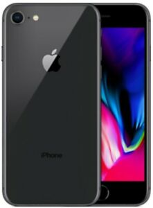 Apple iPhone 8 64GB Space Gray T-Mobile AT&T GSM Unlocked Very Good Smartphone