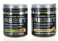 RESET  PreWorkout  (Pick a Flavor) Exp. 02/2021