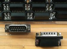 Dee 15 Way Male D Right Angle PCB Plug DPRM3-15M x 29pcs BULK
