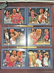 """1999 Upper Deck Michael Jordan Commemorative Plate Poster  23"""" x 25.5""""  See Pics"""