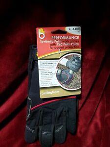 Bellingham work gloves x-large