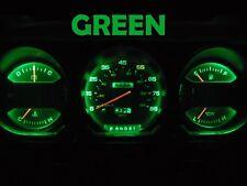 81 89 Dodge Ram D100 D150 D250 D350 Truck Gauge Cluster LED Dashboard Bulb Green