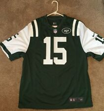 Nike NFL New York Jets Tim Tebow #15 On Field Jersey Size XL