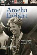 Amelia Earhart A Photographic Story of a Life, Stone, Tanya Lee, Good Book