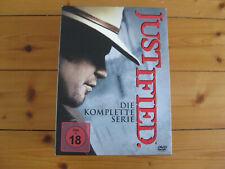 Justified - Die komplette Serie * Staffel 1 2 3 4 5 6 * DVD * Western Kult