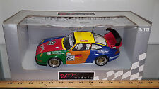 1/18 UT MODEL 1998 PORSCHE 911 GT2 IMSA M. MULLER/A. TRUNK MULTI COLOR bd