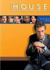 House: Second 2nd Season Two 2 (DVD, 2006, 6-Disc Set Widescreen) NEW Sealed