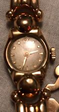 Antique 18ct Rose Gold PHIGIED EXTRA Ladies Wristwatch Swiss Made. LOVELY PIECE.