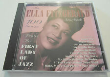 Ella Fitzgerald - SongBook / Volume Two (CD Album 1996) Used very good
