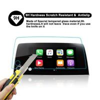 2017-2019 Honda CRV Trapezoid 7In US Ver Tempered Glass Car Navigation Protector
