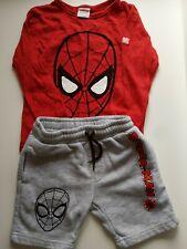 Completo Bimbo Spiderman Marvel Uomo Ragno PS 12083