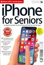 iPhone for Seniors Volume 16 Fall 2018 (Facebook Twitter eBay Guides)