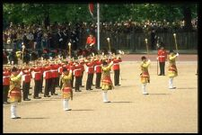165075 Drum Majors And Massed Bands A4 Photo Print