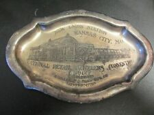 SP  Card Holder for the National Retail Jewelers Convention in 1912