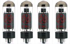 JJ Tesla E34L (EL34) quartetto selezionato - matched quad