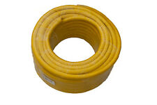 YELLOW PRO GARDEN HOSEPIPE HOSE ANTI KINK REINFORCED 40M LONG X 12MM BORE TOOL