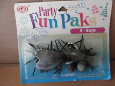 PARTY FUN PACKS 4-BUGS BETTA 1996   NIP