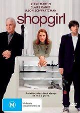 SHOPGIRL*R4*Like New* STEVE MARTIN - DVD*