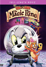 Tom and Jerry: The Magic Ring Various DVD Used - Good