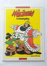 BD - Mickey triomphe / EO 1981 / WALT DISNEY / DARGAUD