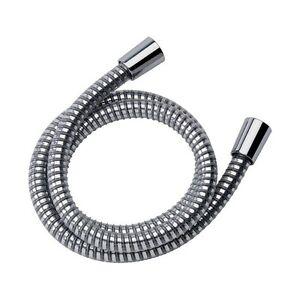 Mira Response PVC Coated Shower Hose - Chrome - 1.25m - 1.1605.167