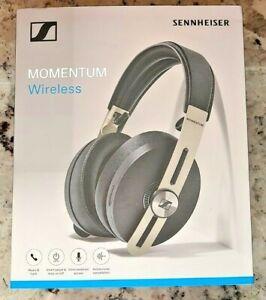 Sennheiser Momentum Wireless - Black Noise Cancelling Headphone with Alexa