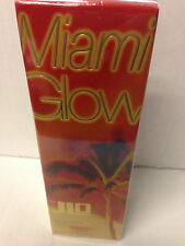 MIAMI GLOW by Jennifer Lopez Perfume for Women 3.4 oz Eau de toilette New