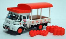 1/76 BEST CHOOSE Truck Model - Gulf petroleum gas