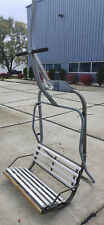 Ski Lift Chair authentic