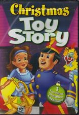 DVD - Animation - Christmas Toy Story - 3 Fun-Filled Christmas Adventures