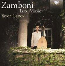 Zamboni: Lute Music, New Music
