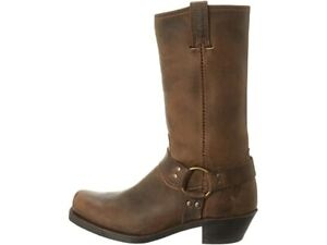 NEW FRYE $388 HARNESS 12R TAN WOMENS BOOT SIZE 8