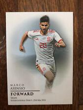 2018 Futera Unique Football Soccer Card Spain Real Madrid MARCO ASENSIO Mint