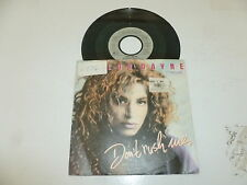 "TAYLOR DAYNE - Don't Rush Me - 1988 German 7"" Juke Box vinyl single"
