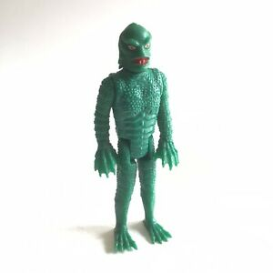 """Vintage 1980 Remco Universal Monsters Creature From The Black Lagoon 3.75"""""""
