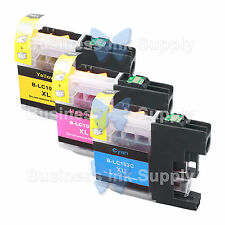 3 COLOR New LC103 LC103XL for Brother LC101 LC-101 LC 103XL LC103C LC103M LC103Y