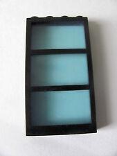 LEGO 6160c03 @@ Window 1 x 4 x 6 Frame 3 Panes Tr-Light Blue Glass 6330 6598