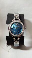 EMPORIO ARMANI Navy Blue Dial Ladies Watch AR7330